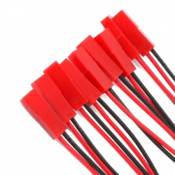 2p JST Male Cable (10 cm)