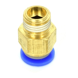 J Shaped Conector for 3D Printer (3mm)