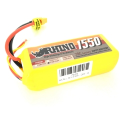 Acumulator LiPo Rhino 1550 mAh 4S 14.8v 20C