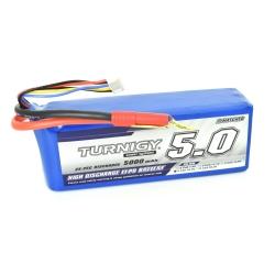 Acumulator LiPo Turnigy 5000 mAh 5S 25C (18.5 V)