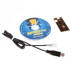 Interfaţă USB pentru Braţul Robotic OWI Edge