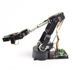 Kit Arm Robotic AL5D 4DOF SSC-32U (without Software)