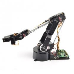 Kit Braț Robotic AL5D 4DOF SSC-32U (fără Software)