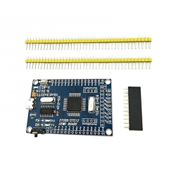 STC89C52 Development Board with Micro USB