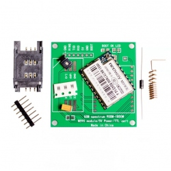 M590E GSM / GPRS Module (disassembled)