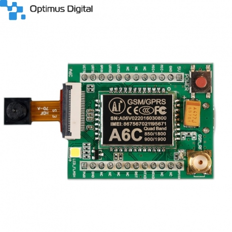 A6C GSM / GPRS Module with Camera