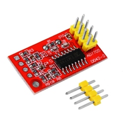 AD7705 16 bit ADC Module with PGA and SPI Interface