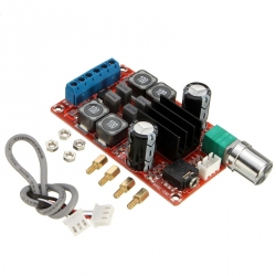 TPA3116D2 2x50 W Audio Amplifier Module