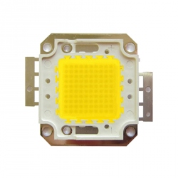 100 W LED with Color Temperature of 3000-3500 K
