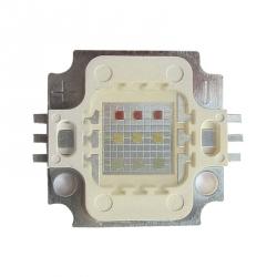10 W RGB LED