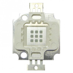 LED Ultraviolet de 10 W (395 - 400 nm)