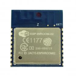 Modul WiFi ESP8266 ESP-WROOM-02