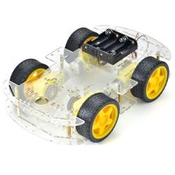 Kit Robot cu 4 motoare
