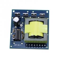 500 W Inverter (12 VDC to 18, 220, 360 VAC)