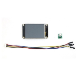 "LCD HMI de 2.4"" cu Touch Screen Nextion Enhanced NX3224K024"