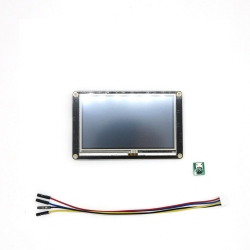 4.3'' HMI LCD with Nextion Enhanced NX4827K043 Touch Screen