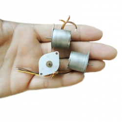 20 mm Two Phase Stepper Motor