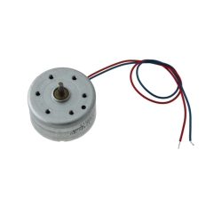 Slim Miniature DC Motor (4500 RPM at 3 V)