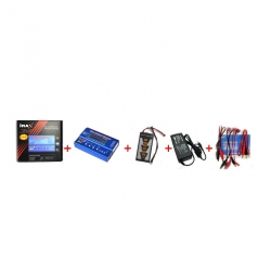B6 LiPo Charger with Power Supply