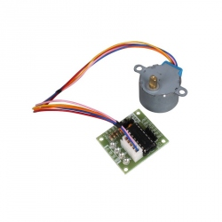 Step By Step 28BYJ048 5V Motor And ULN2003 Driver ( Green )