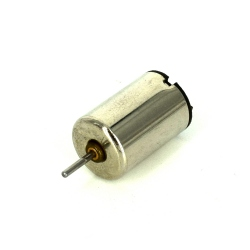 Motor DC Coreless de 10 x 15 mm  (22500 RPM la 3.7 V)