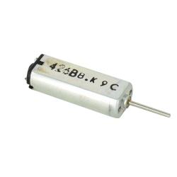 Motor DC în Miniatură de  5 x 7 mm (20000 RPM la 3 V)