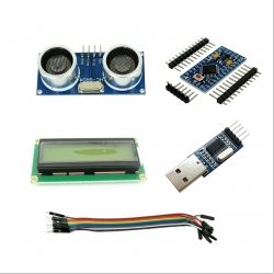 Kit Distance Sensor with 10cm Wires Set