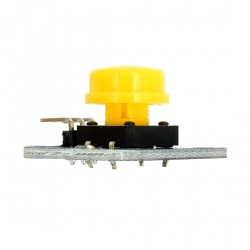 Yellow Push Button Module