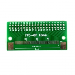 FPC 40p PCB Adapter 1mm