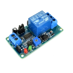 12 V Relay with Adjustable Delay