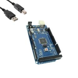 Arduino MEGA 2560 R3 Clone (ATmega2560 + ATmega16u2) and 50 cm cable