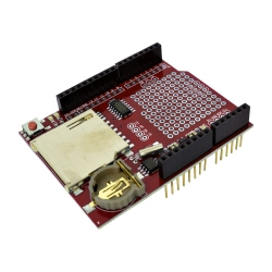 Data Logging Red Shield for Arduino
