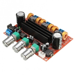 Modul Amplificator Audio 2.1  TPA3116D2 (2x50 W + 100 W)