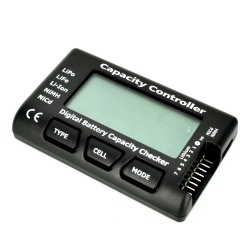 Battery Capacity Checker Device