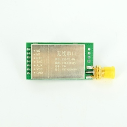 Transceiver RF LoRa (433 MHz, 7500 m)