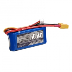 LiPo Turnigy 1000 mAh 2S 30C Battery (7.4 V)