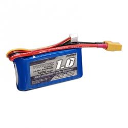 LiPo Turnigy 1000 mAh 2S 30C Battery (7.4 V)