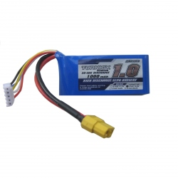 LiPo Turnigy 1000 mAh 4S 30C Battery (14.8 V)