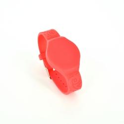 Brățară RFID TK4100 Roșie