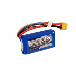 LiPo Turnigy 1000 mAh 3S 30C Battery (11.1 V)