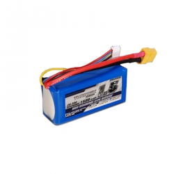 LiPo Turnigy 1500 mAh 3S 20C Battery (11.1 V)