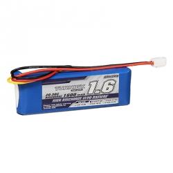 Acumulator LiPo Turnigy Nano-Tech 1600 mAh 2S 20C Compatibil cu Losi Mini