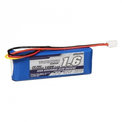 LiPo Turnigy 1600 mAh 2S 20C Battery - Losi Mini Compatible