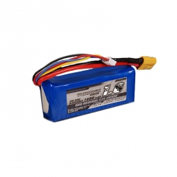 Turnigy 1600 mAh 3S 20C Battery (11.1 V)