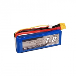 LiPo Turnigy 1800 mAh 2S 40C Battery (7.4 V)