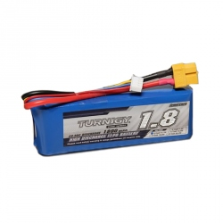 LiPo Turnigy 1800 mAh 3S 20C Battery (11.1 V)