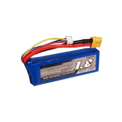 LiPo Turnigy 1800 mAh 3S 40C Battery (11.1 V)