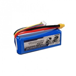LiPo Turnigy 2200 mAh 3S 25C Battery (11.1 V)