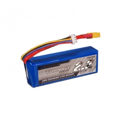 LiPo Turnigy 2200 mAh 3S 40C Battery (11.1 V)