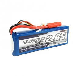 LiPo Turnigy 2650 mAh 3S 30C Battery (11.1 V)